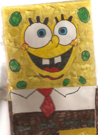 SpongeBob por Kaylacool
